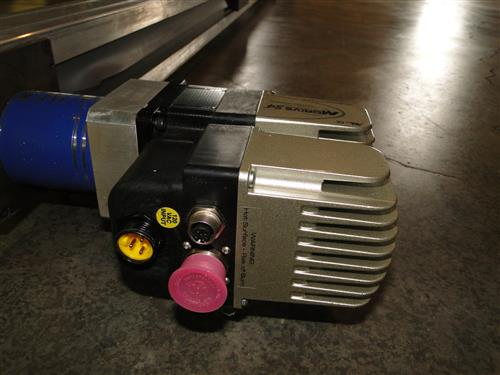 Used Razorgage St Programmable Automatic Saw Stop