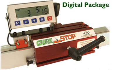 GlideStop Digital Readout